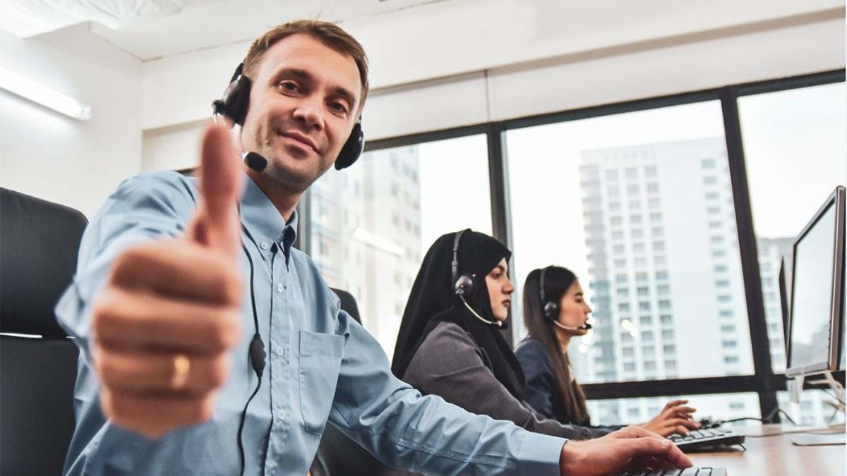 call center g2 consulting
